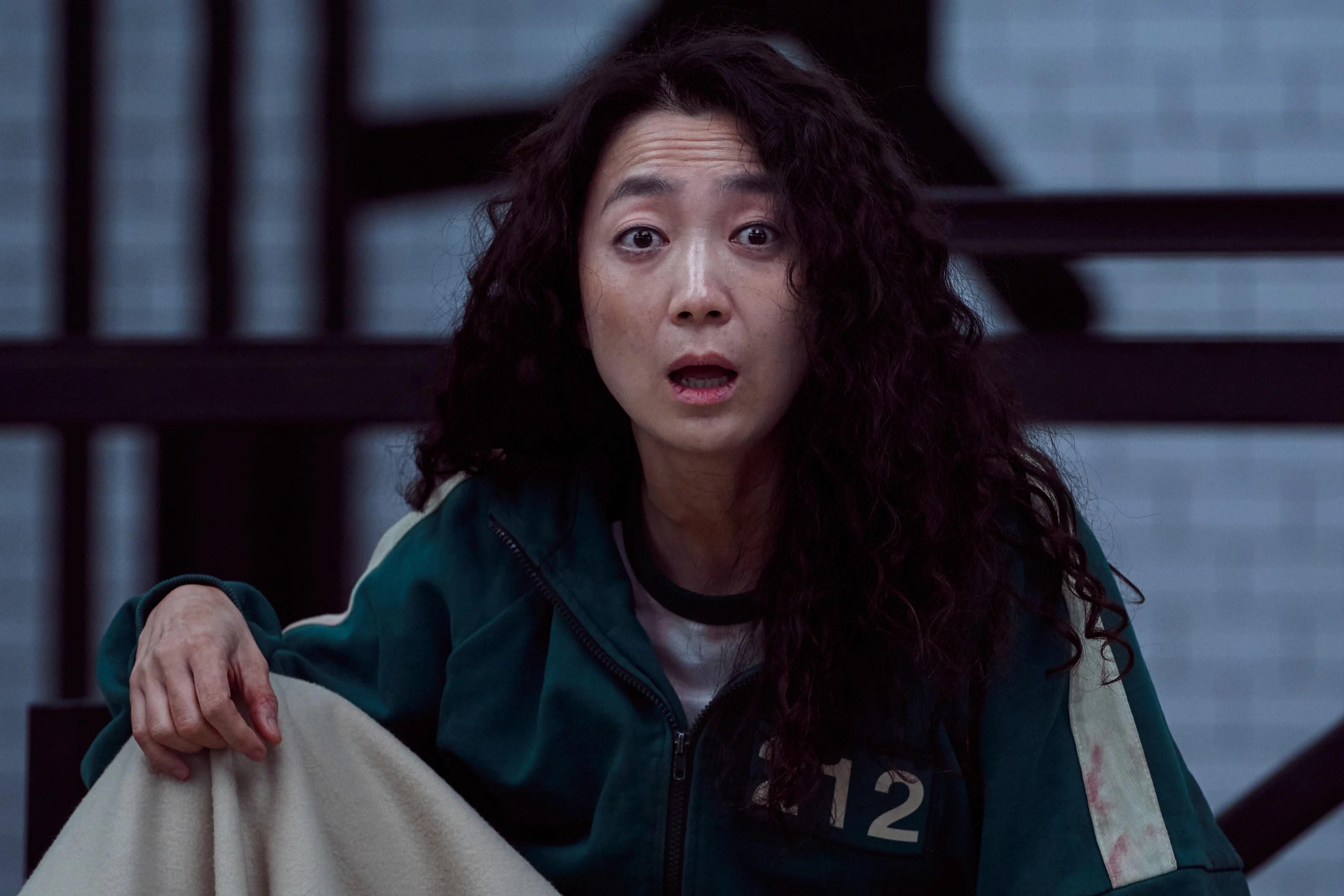 El elenco de Squid Game, Kim Joo-ryung