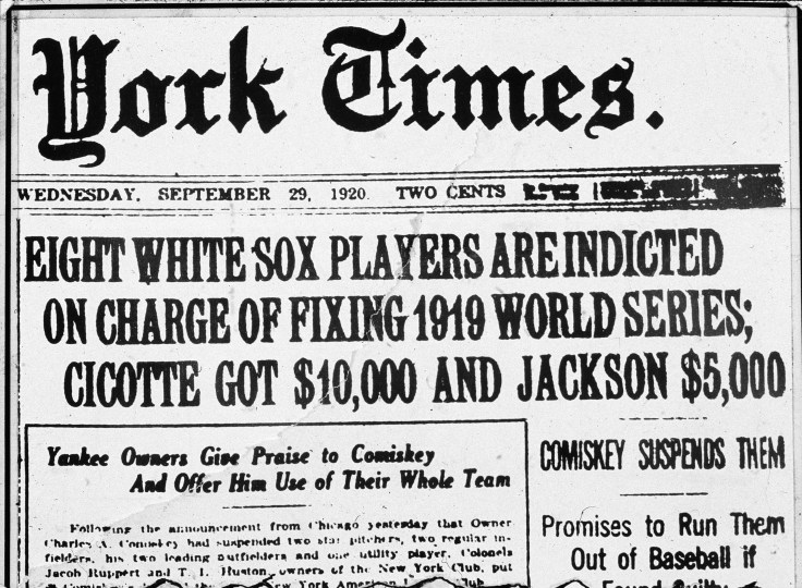 White Sox: 8 Misconceptions About The Black Sox Scandal