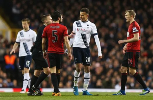 Tottenham's Dele Alli Charged with Violent Conduct
