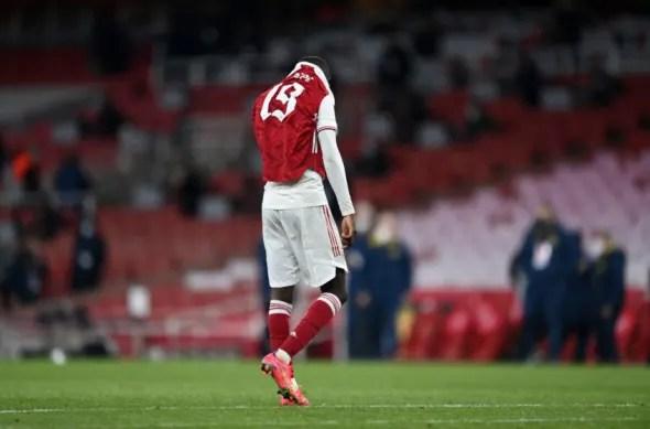 Arsenal ,Nicolas Pepe
