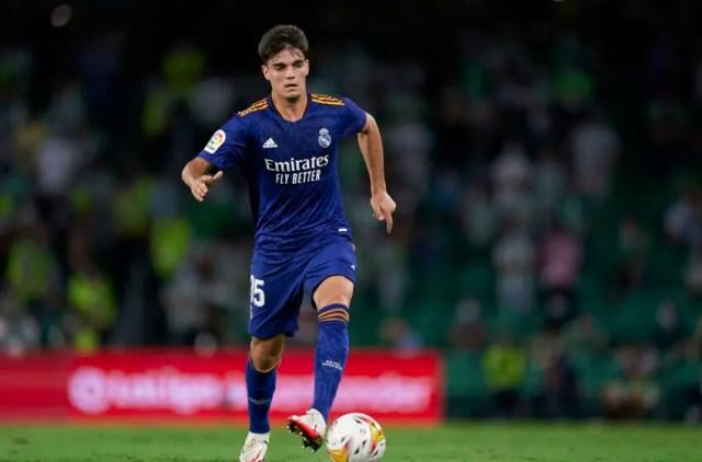 Real Madrid, Miguel Gutierrez