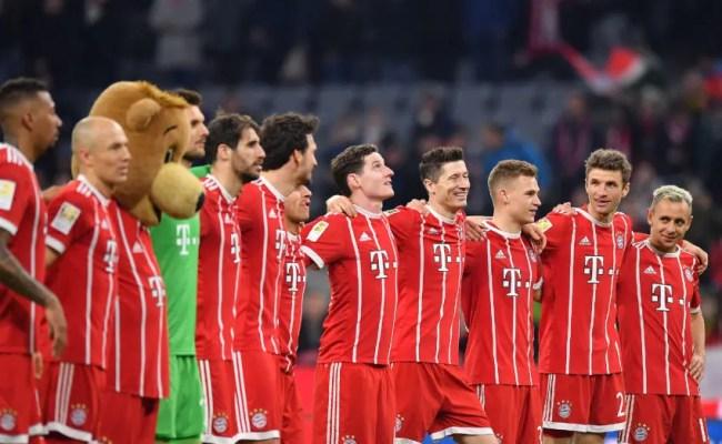 The Bavarian Collective Previews Bayern Munich Vs Sevilla