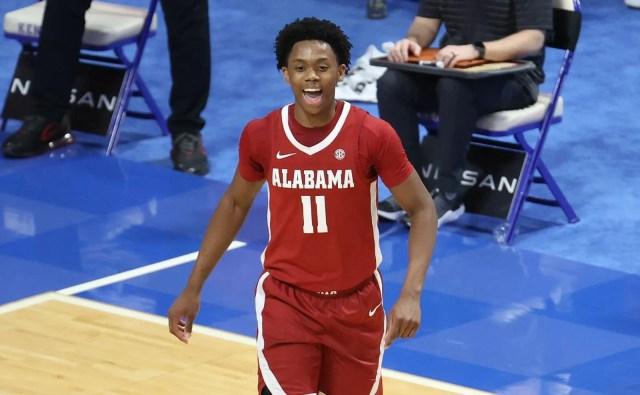 Denver Nuggets: Josh Primo 2021 NBA Draft scouting report