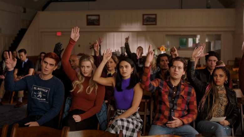 riverdale 5x05 chapter eighty one the homecoming recensione