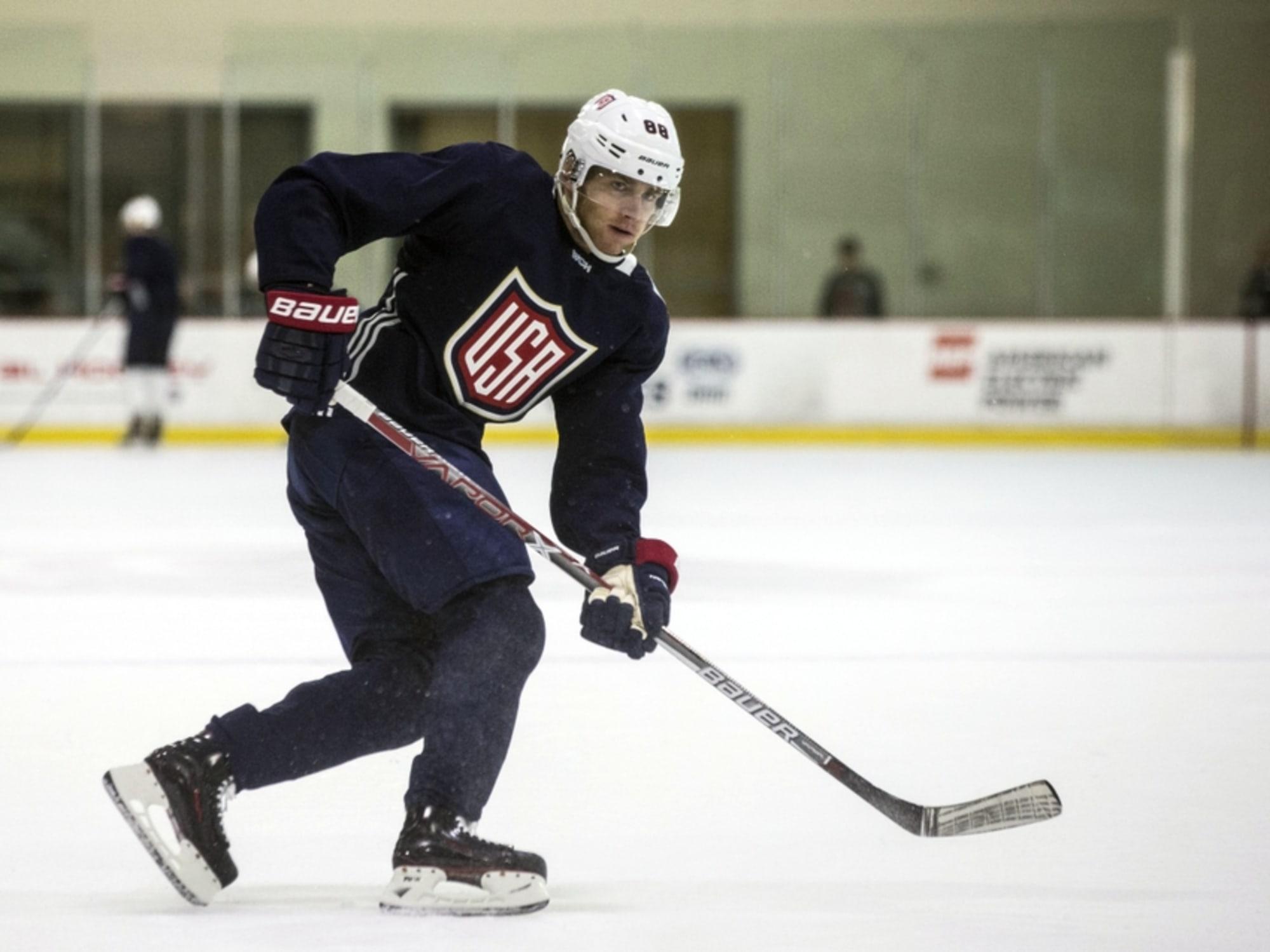 World Cup Of Hockey Blackhawks Patrick Kane Facing Pressure