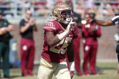 Cleveland Browns Draft Profile: Asante Samuel Jr., CB, Florida State