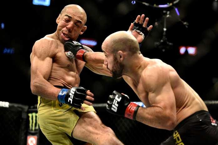 UFC 245: Marlon Moraes spoils Jose Aldo's bantamweight debut