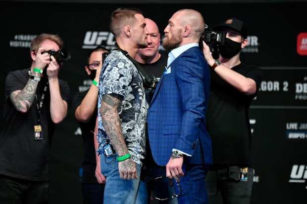 #UFC264: Dustin Poirier vs. Conor McGregor 3 preview and predictions (via @thoma... - MANNY CONOR 3 - 2021