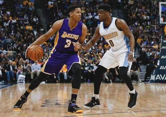 Lakers: Anthony Brown Working Out With Tim DiFrancesco