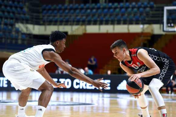 Detroit Pistons prospect Deividas  Sirvydis finding grove in EuroCup