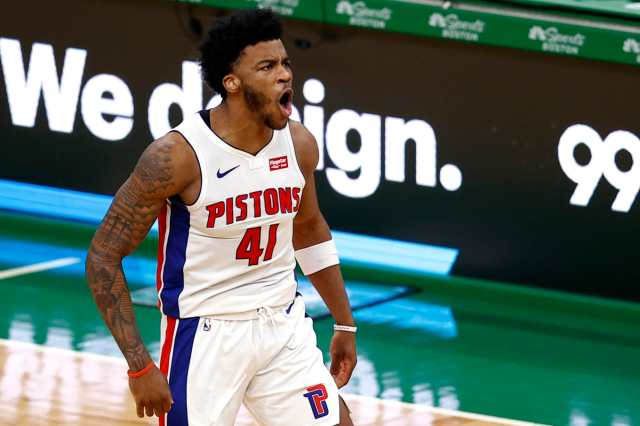 Detroit Pistons: Where would Saddiq Bey be drafted now?