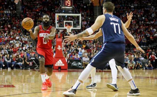Houston Rockets Vs Dallas Mavericks How To Watch Time