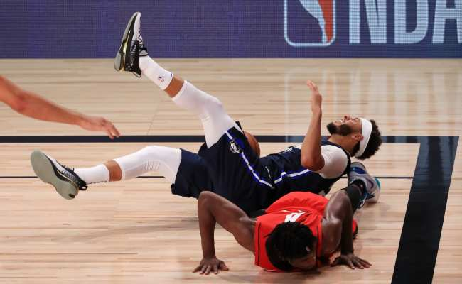 Dallas Mavericks Vs Houston Rockets Numbers Tell