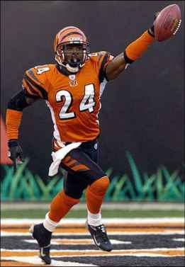 24 Deltha O'Neal Days Until the NFL Draft