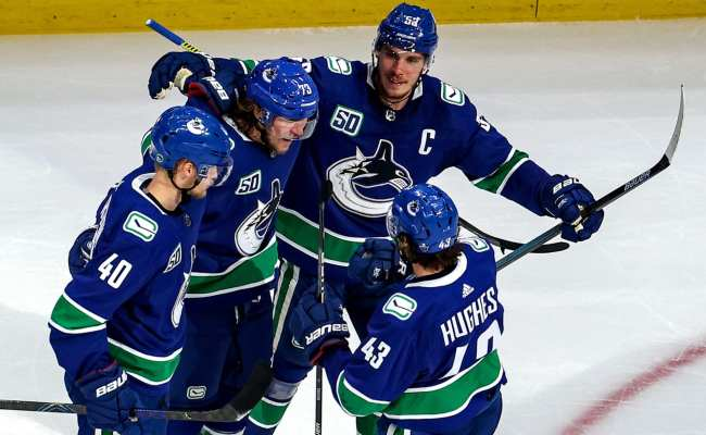 Canucks Pettersson Hughes Star Status Could Attract