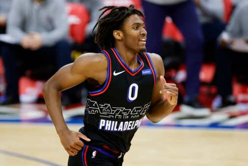Philadelphia 76ers hit the lottery with Tyrese Maxey