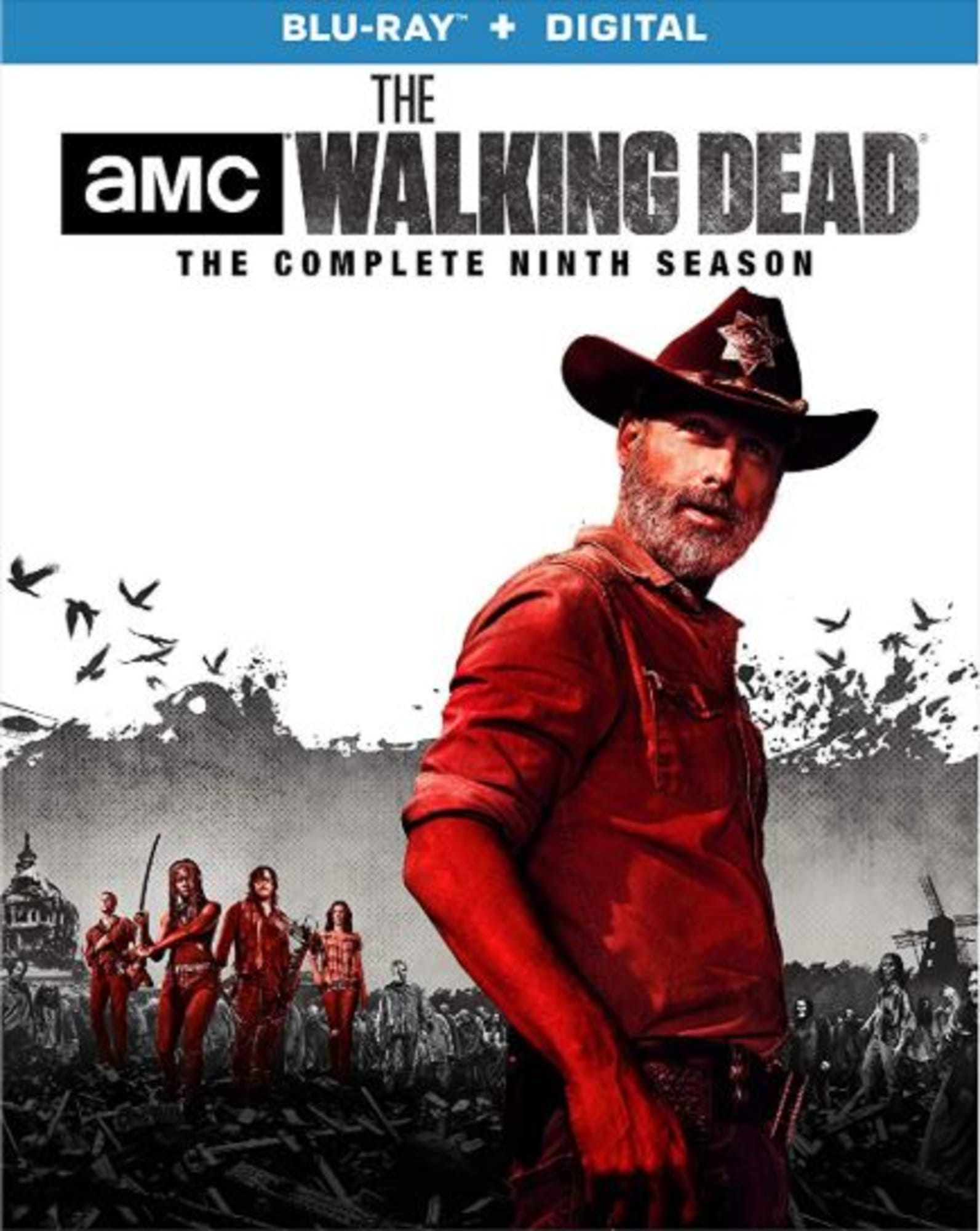 The Walking Dead Season 9 Episode 11 Streaming : walking, season, episode, streaming, Walking, Season, Blu-Ray, Release, Date,, Features,, Details