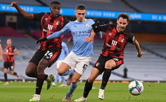 Three Takeaways Manchester City 2 1 Bournemouth