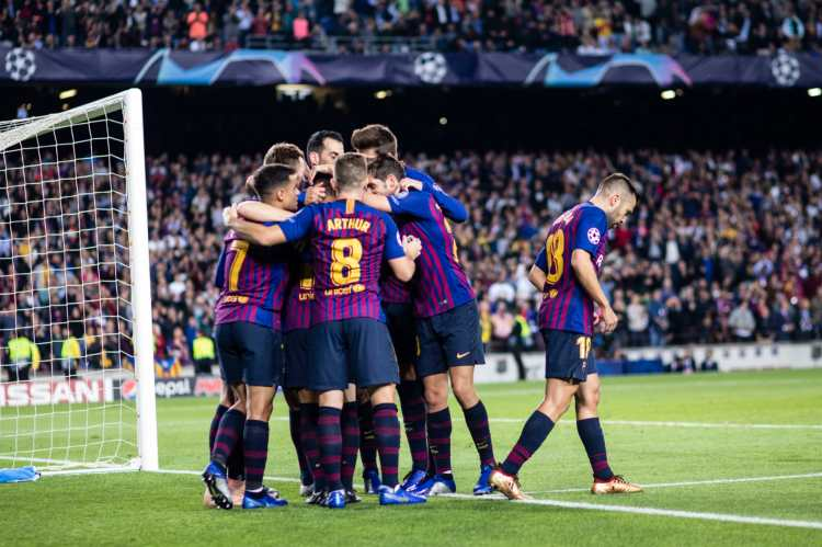 Barcelona's predicted lineup vs Inter: All out to seal ...
