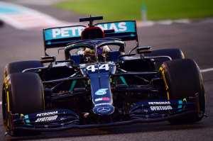 Lewis Hamilton could already break records in 2021
