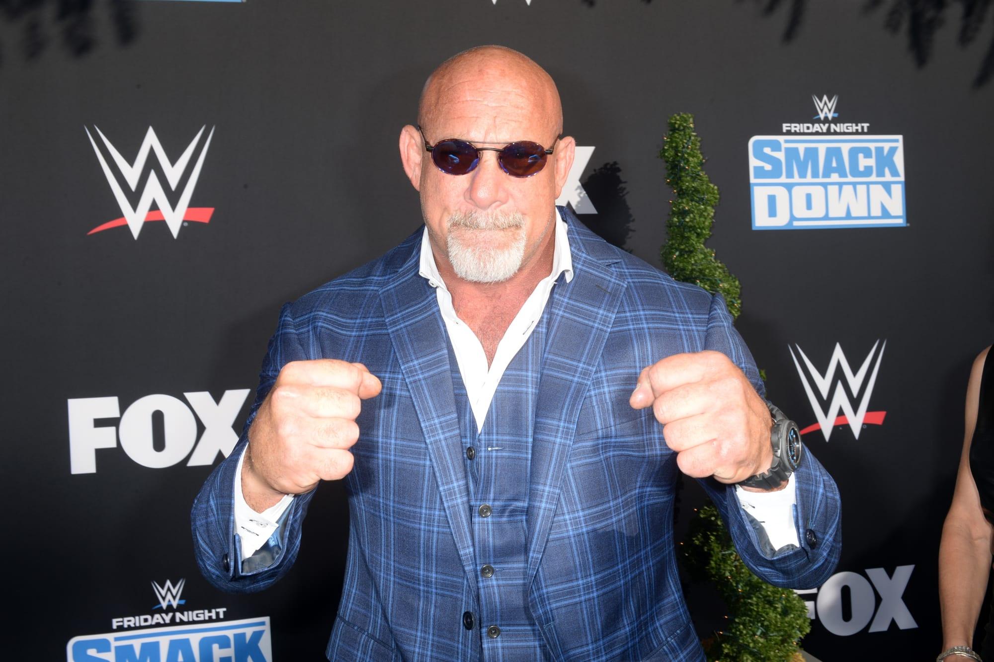 5 Reasons Why Goldberg Shouldn't Face Drew McIntyre