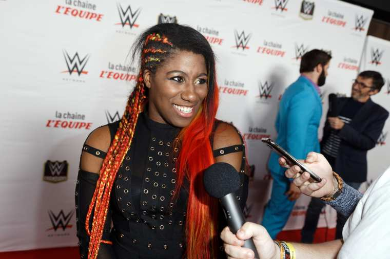 """Ember Moon talks about how """"The Eclipse"""" came to be"""