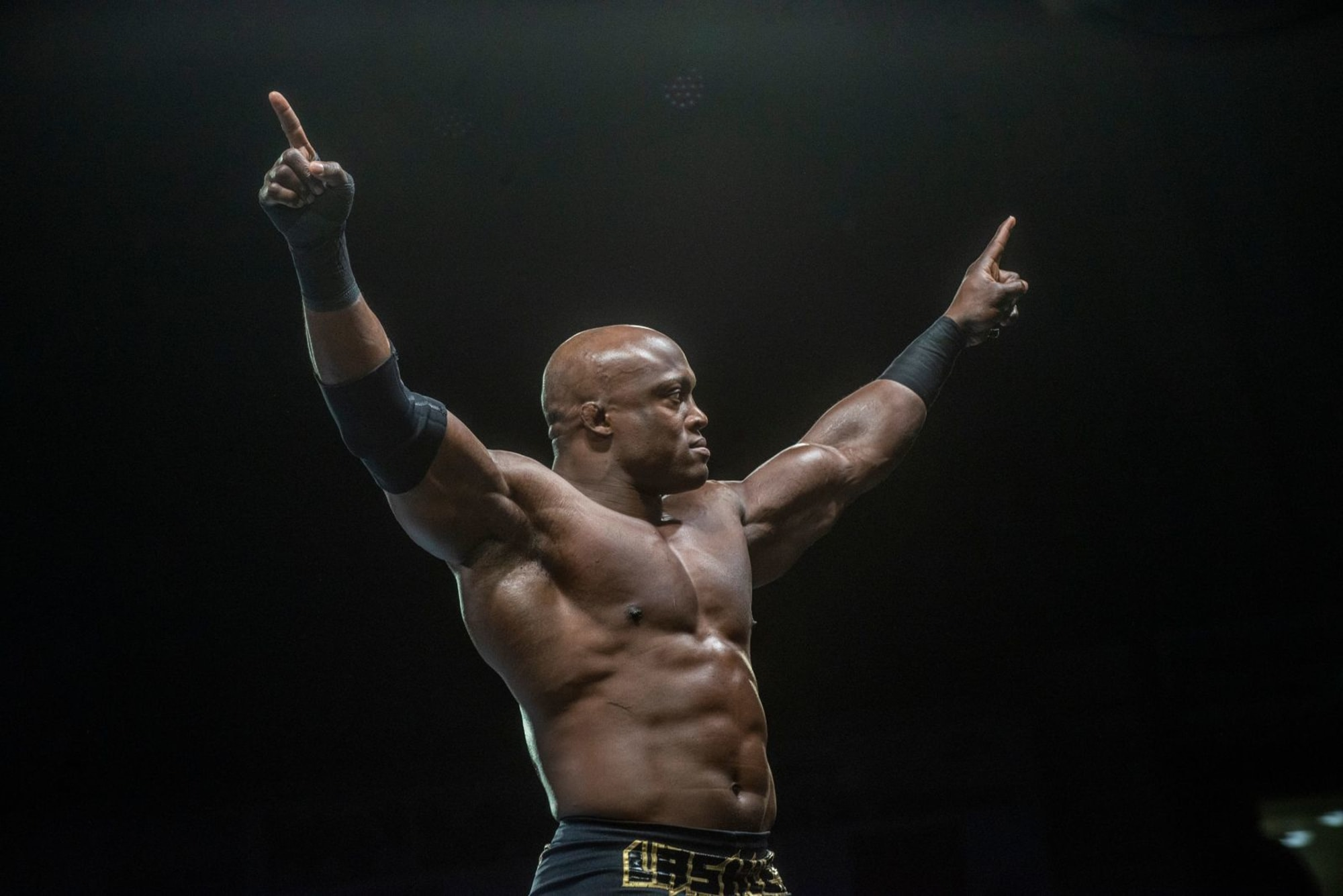 Bobby Lashley: 'This is the year for me'
