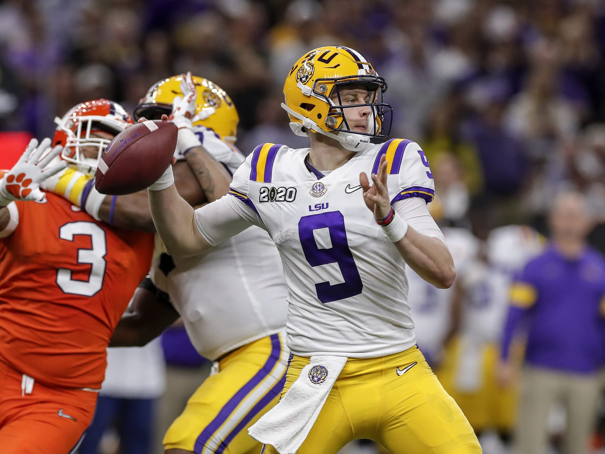 Photo of 10 NFL rookies who may turn out to be instantaneous stars in 2020