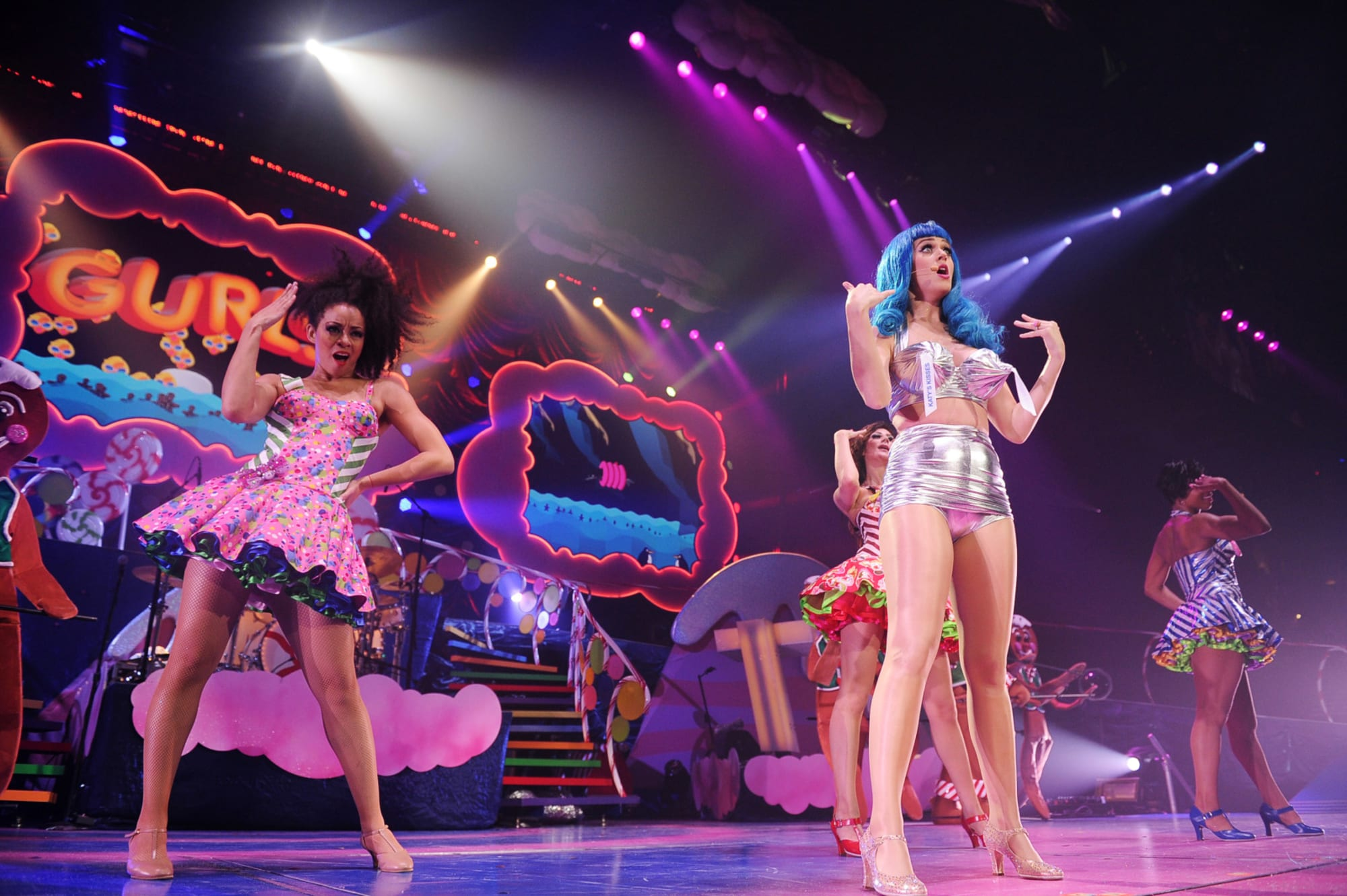 Photo of Katy Perry's 'California Gurls' was a timeless track of the summer season