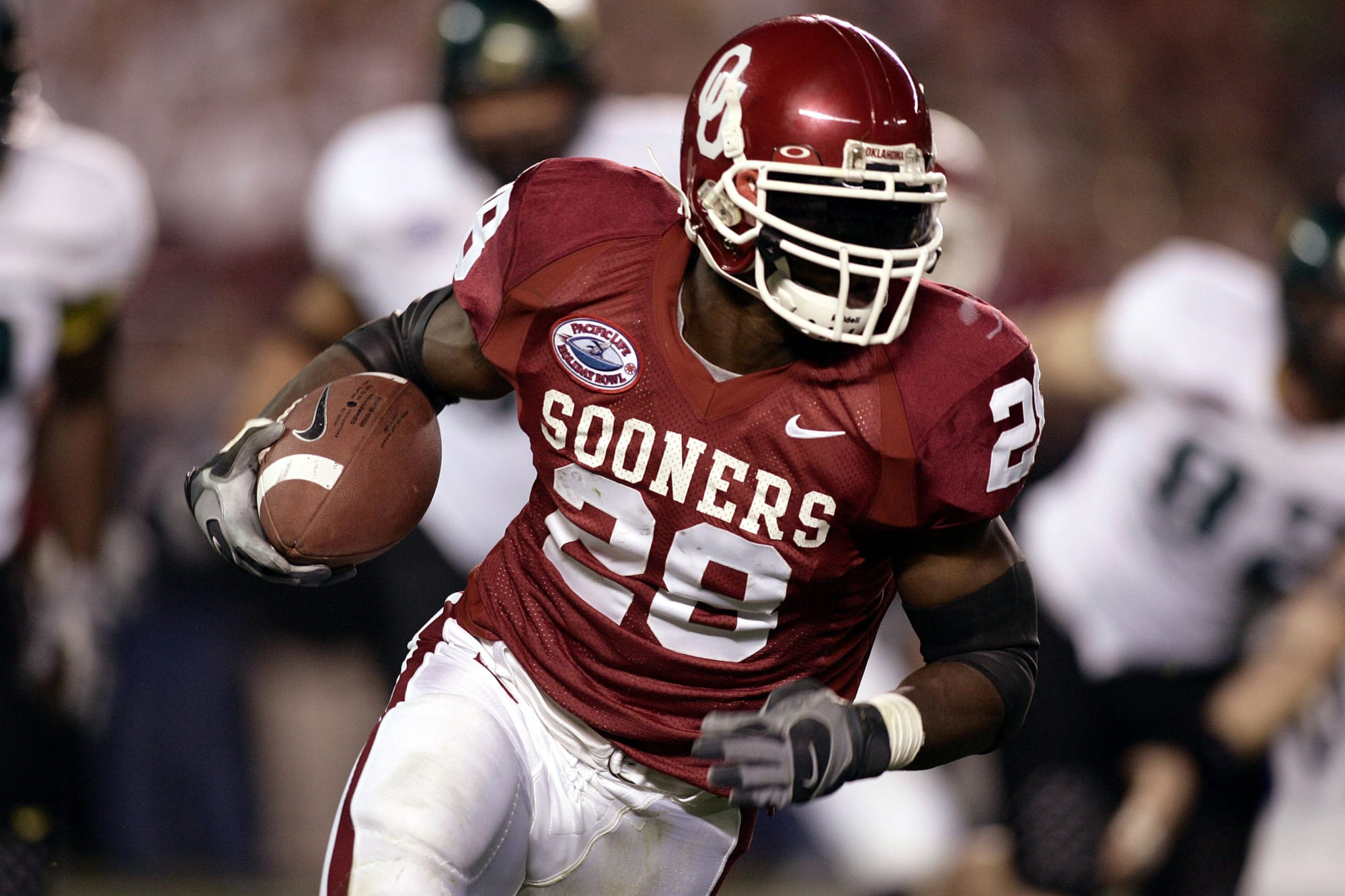 Photo of Best Oklahoma soccer recruit of all-time: Adrian Peterson