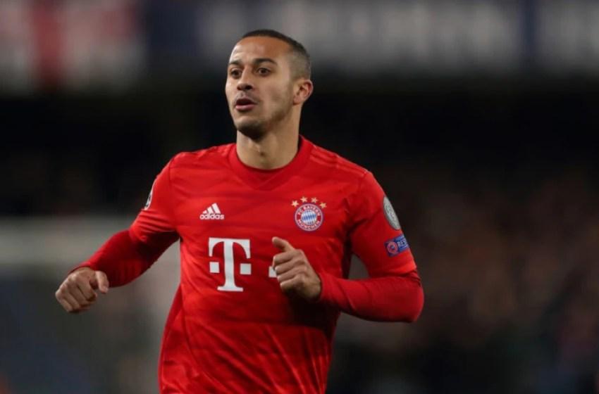 Bayern Munich: Thiago Alcantara destined for Premier League move