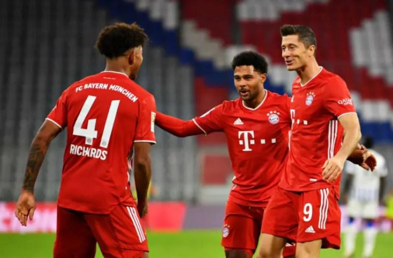 Match Preview: FC Bayern Munich travel to Bielefeld in Bundesliga