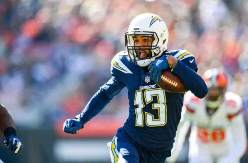 Chargers: Keenan Allen calls out other receivers after being disrespected