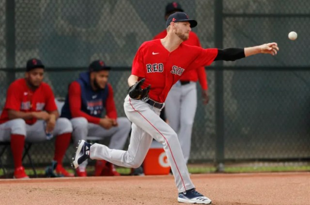 Did the Red Sox make a mistake when they extended Chris Sale?