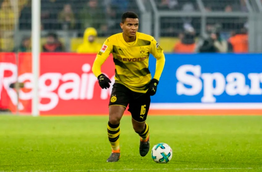 Manuel Akanji showed great promise on his Borussia Dortmund debut