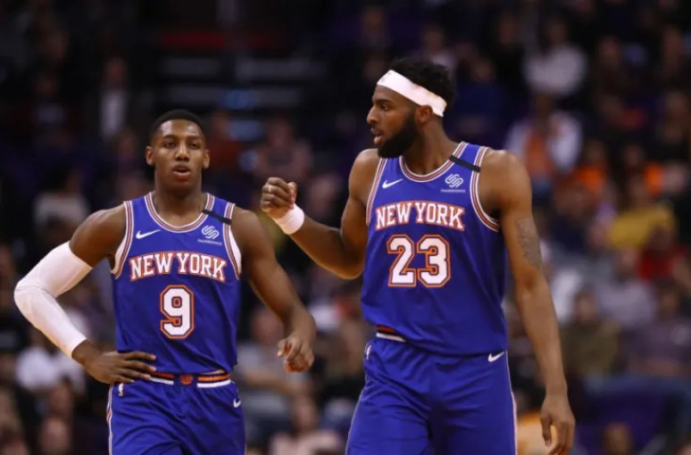 Knicks Rumors: NY reluctant to trade RJ Barrett, Mitchell Robinson