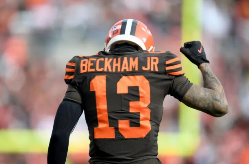 Here's what a Washington trade for Odell Beckham, Jr would look like