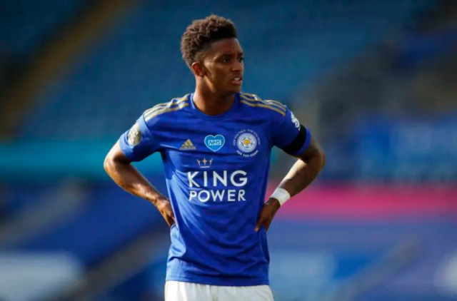 Leicester City boss reveals why Demarai Gray hasn't reached potential