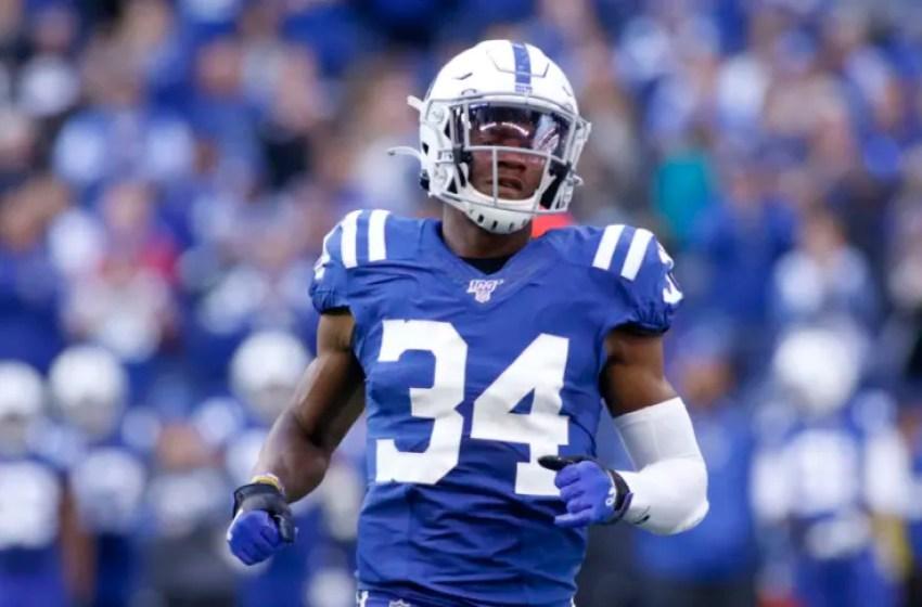 Colts: Rock Ya-Sin has perfect chance to redeem himself vs Texans