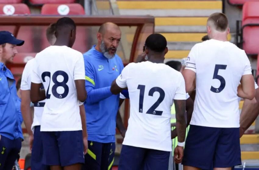 Tottenham predicted lineup vs Manchester City