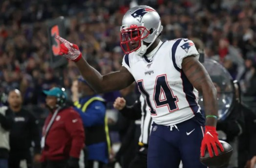 Patriots: team clearly has confidence in Mohamed Sanu given ...