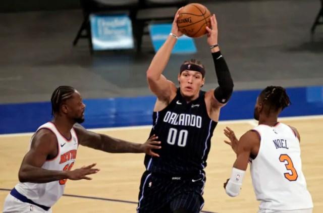 Three potential trades involving Orlando Magic forward Aaron Gordon