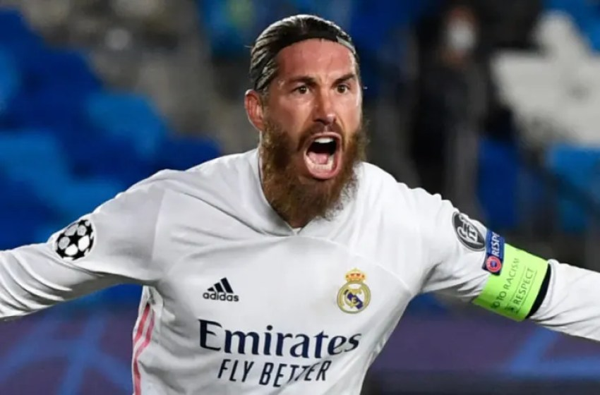 Sergio Ramos aiming to return for Champions League second leg