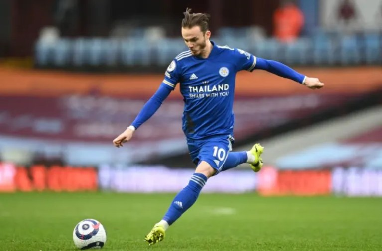 Leicester City midfielder becomes Arsenal's playmaker priority signing