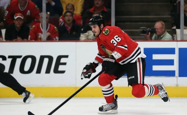 Blackhawks Why Dave Bolland Was Underrated During His Career