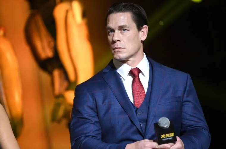 John Cena (Photo by Yanshan Zhang/Getty Images for Paramount Pictures)