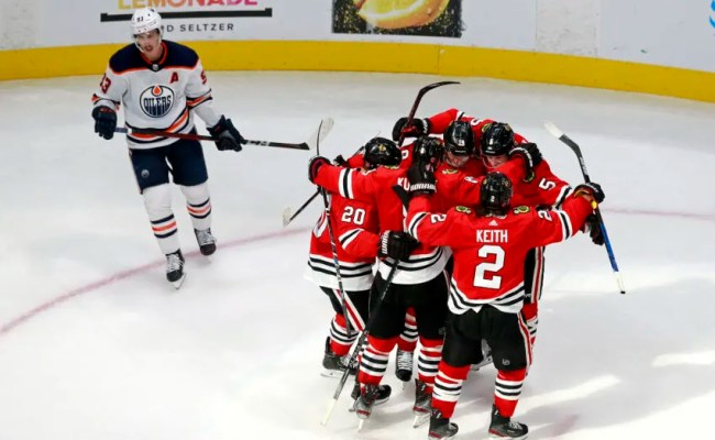 Chicago Blackhawks Time To Eliminate The Edmonton Oilers
