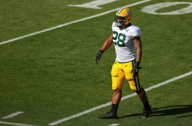 Packers should give AJ Dillon more opportunities in Week 2
