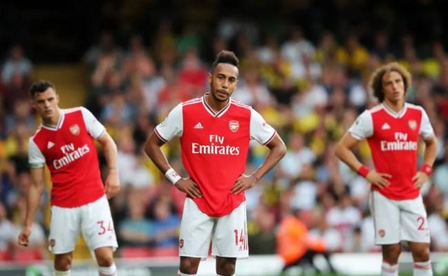 Arsenal You Cannot Exactly Blame Pierre Emerick Aubameyang