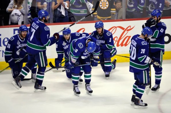 The 2011 Canucks were the most recent Canadian team to make it to the finals